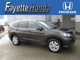 2013 Kona Coffee Metallic Honda CR-V EX-L AWD #107797724