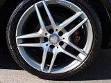 Mercedes-Benz E 2014 Wheels and Tires
