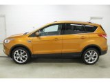 2016 Electric Spice Metallic Ford Escape Titanium 4WD #107797116