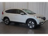 2015 Honda CR-V White Diamond Pearl