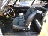 Lancia Fulvia Interiors