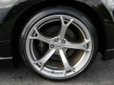 Nissan 370Z 2009 Wheels and Tires