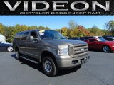 2005 Mineral Grey Metallic Ford Excursion Limited 4X4 #107861978
