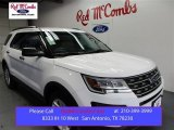 2016 Oxford White Ford Explorer FWD #107861767