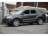 2016 Guard Metallic Ford Explorer XLT 4WD #107881371