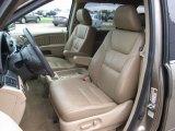 2009 Honda Odyssey Interiors