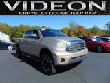2008 Desert Sand Mica Toyota Tundra Limited CrewMax 4x4 #107881670