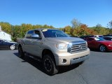2008 Toyota Tundra Limited CrewMax 4x4 Front 3/4 View
