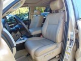 2008 Toyota Tundra Limited CrewMax 4x4 Front Seat