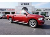 2014 Deep Cherry Red Crystal Pearl Ram 1500 Express Crew Cab #107881438