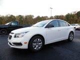 2016 Summit White Chevrolet Cruze Limited LS #107881410