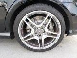 Mercedes-Benz E 2013 Wheels and Tires