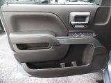 2016 Chevrolet Silverado 1500 LT Double Cab 4x4 Door Panel