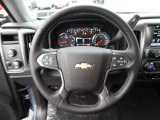 2016 Chevrolet Silverado 1500 LT Double Cab 4x4 Steering Wheel