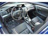 Acura TSX Interiors