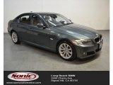 2011 Tasman Green Metallic BMW 3 Series 328i Sedan #107881488