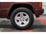 Jeep Cherokee 2001 Wheels and Tires