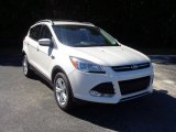 2016 White Platinum Metallic Ford Escape SE #107881553