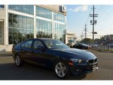 2013 Imperial Blue Metallic BMW 3 Series 328i xDrive Sedan #107881228