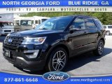2016 Shadow Black Ford Explorer Sport 4WD #107881080