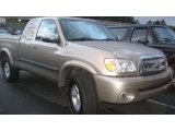 2005 Desert Sand Mica Toyota Tundra SR5 Access Cab 4x4 #107881303
