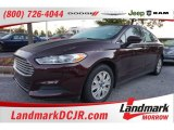 2013 Bordeaux Reserve Red Metallic Ford Fusion S #107920453