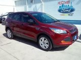2016 Sunset Metallic Ford Escape S #107920387