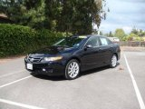 2006 Nighthawk Black Pearl Acura TSX Sedan #10778370