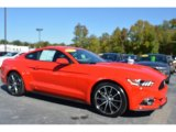 2015 Race Red Ford Mustang EcoBoost Coupe #107920480