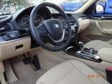 2015 BMW X3 Interiors