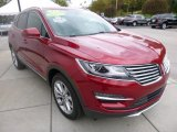 2015 Lincoln MKC Ruby Red Metallic