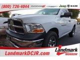 2011 Bright White Dodge Ram 1500 ST Regular Cab #107920461