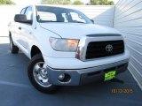 2009 Super White Toyota Tundra SR5 Double Cab #107920538
