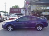 2007 Laser Blue Metallic Chevrolet Cobalt LS Coupe #10788291