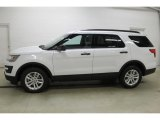 2016 Oxford White Ford Explorer 4WD #107950060