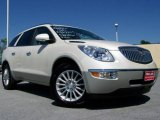 2009 White Diamond Tricoat Buick Enclave CXL AWD #10776675
