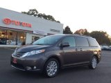 2012 Predawn Gray Mica Toyota Sienna Limited AWD #107952348