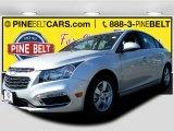 2016 Silver Ice Metallic Chevrolet Cruze Limited LT #107951203