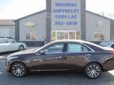 2016 Cadillac CTS 2.0T Luxury AWD Sedan