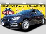 2016 Black Granite Metallic Chevrolet Cruze Limited LT #107951198
