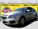 2016 Champagne Silver Metallic Chevrolet Cruze Limited LT #107951196
