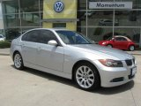 2006 Titanium Silver Metallic BMW 3 Series 330i Sedan #10787648