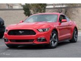 2015 Race Red Ford Mustang V6 Coupe #107951749