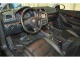 Volkswagen Eos Interiors