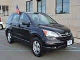 2011 Crystal Black Pearl Honda CR-V LX 4WD #107952492