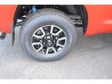 2016 Toyota Tundra SR5 Double Cab 4x4 Wheel