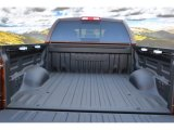 2016 Toyota Tundra Limited Double Cab 4x4 Trunk