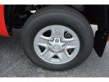 2016 Toyota Tundra SR Double Cab 4x4 Wheel