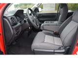 2016 Toyota Tundra SR Double Cab 4x4 Graphite Interior