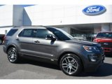 2016 Magnetic Metallic Ford Explorer Sport 4WD #107951711